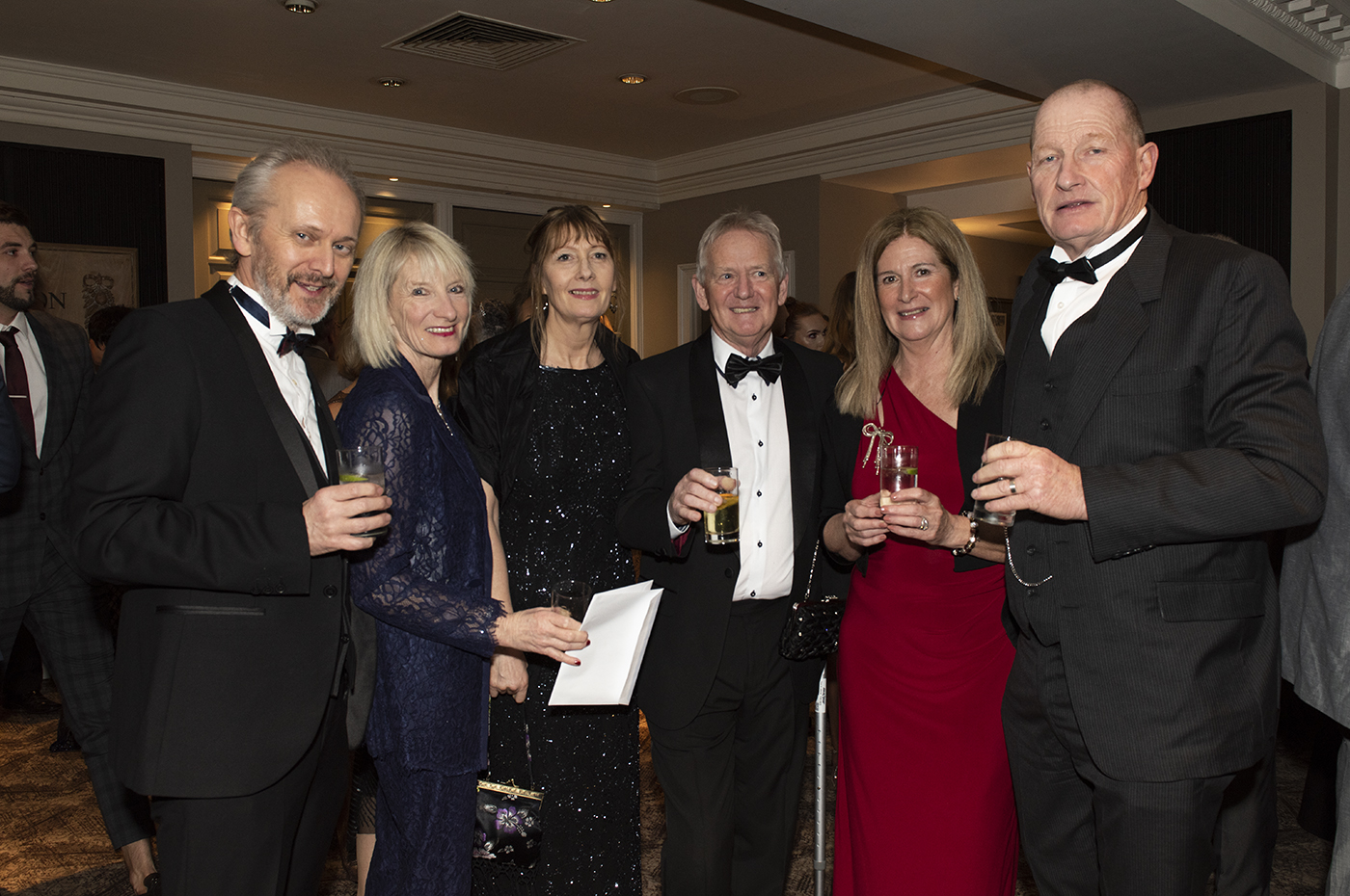 Step into Christmas Ball raises an incredible £13,000