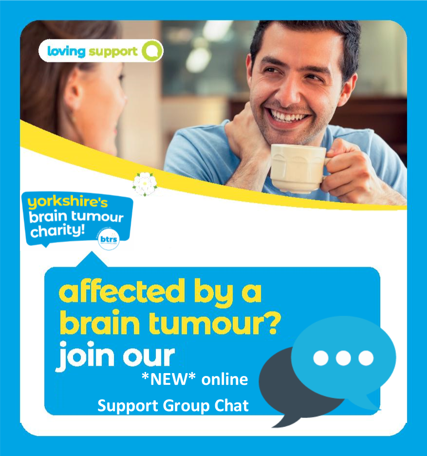 **NEW** Online Support Group Chat
