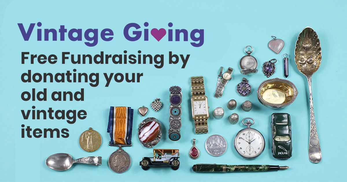 A new partnership with vintage giving