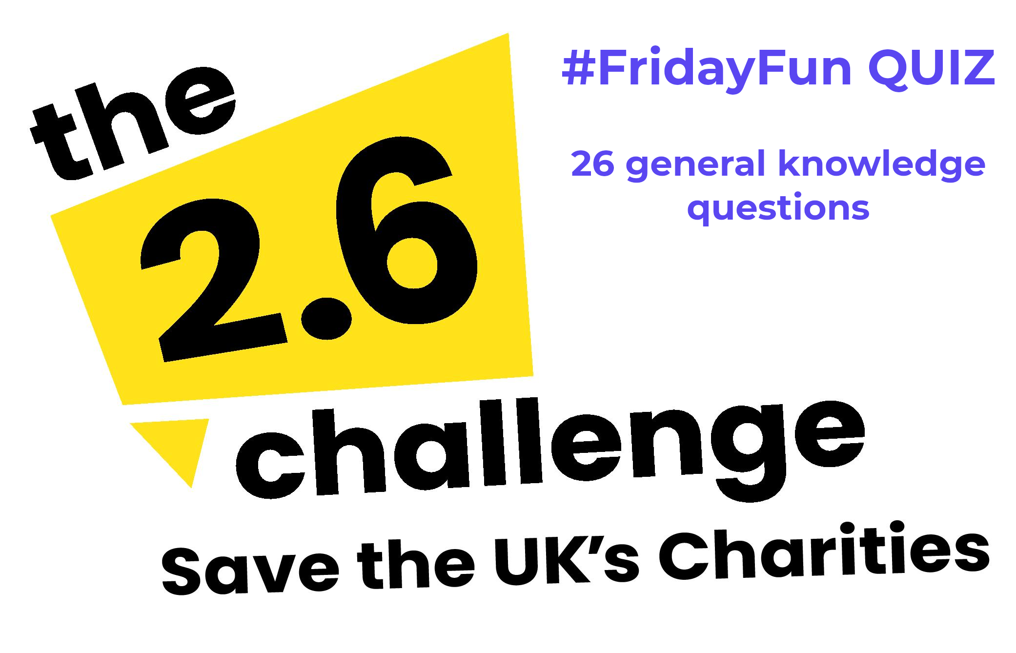 #Friday Fun Quiz 2.6 Challenge