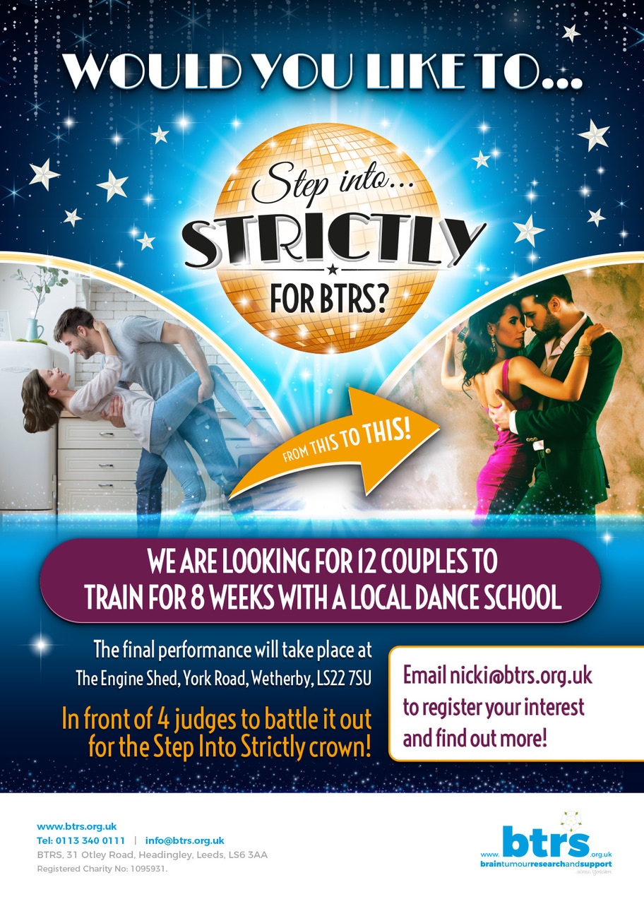 Step into Strictly